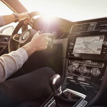 2019 VW Golf GTI Dash