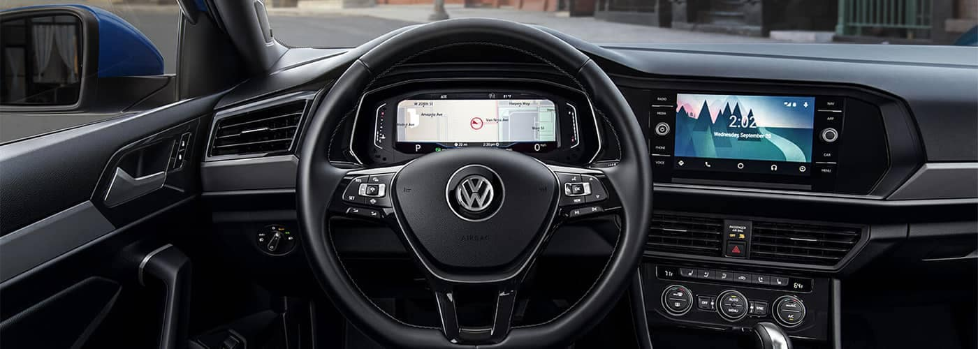 2020 Volkswagen Jetta Digital Cockpit