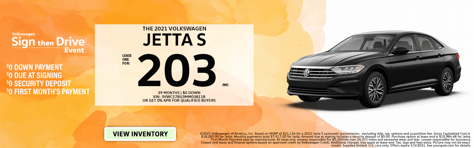 Jetta – Young April 2021
